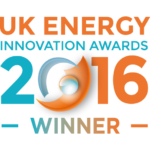 UK Energy Innovation Award Logo