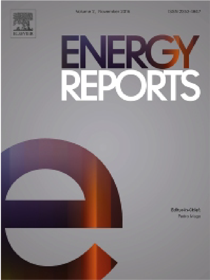 Energy Reports Cover